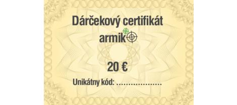 Armik sk certificate2