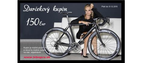 Bikepro sk darcekova poukazka