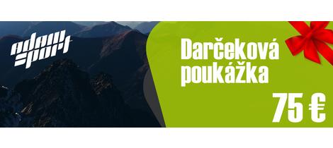 Darcekova poukazka v hodnote 75 eur 915