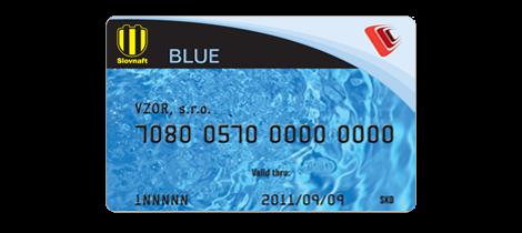 Karta blue