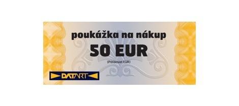 Datart 50 eur