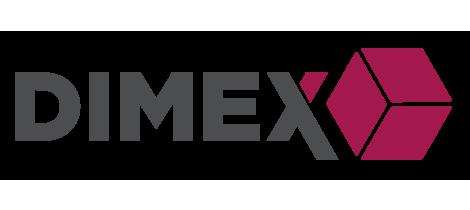 Dimex logo bez pozadia
