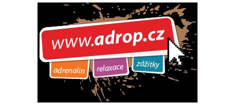 Adrop logo cz